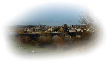 Kelso & Rennie's Bridge over The Tweed